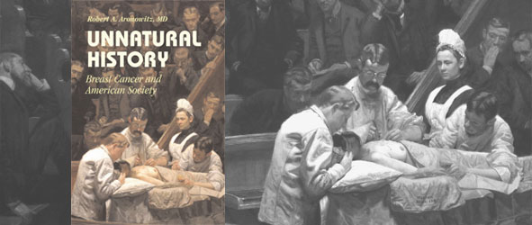 Cover art for Unnatural Histoty