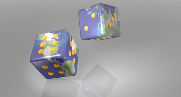 Dice-shaped planets