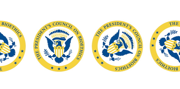 President's Council on Bioethics seal
