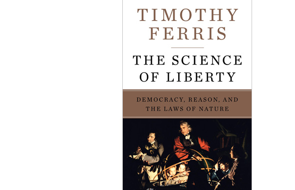 cover of The Science of Liberty