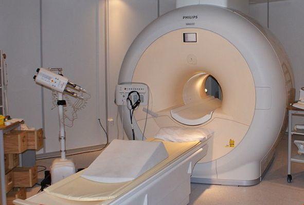 MRI Machine by Philips